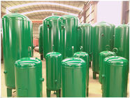 Portable Rotary Stainless Steel Water Storage Tanks High Pressure Large Capacity