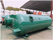 Horizontal Sandblasting Galvanized Steel Water Storage Tanks 300 Litre - 3000 Litre