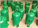 Cina CE Certificate Industrial Nitrogen Gas Storage Tanks 5MM Wall Thickness perusahaan